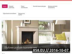 Miniaturka domeny portale-kominkowe.pl