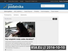 Miniaturka domeny portalpodatnika.pl