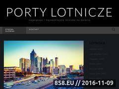 Miniaturka domeny www.portylotnicze.net