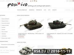Miniaturka domeny positivo.pl