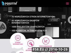 Miniaturka domeny www.positivstyle.com