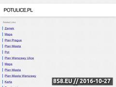 Miniaturka domeny www.potulice.pl