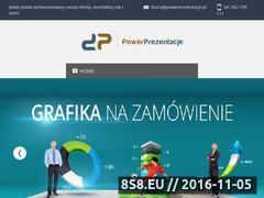 Miniaturka domeny www.powerprezentacje.pl