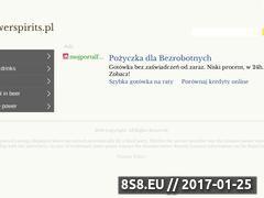 Miniaturka domeny powerspirits.pl