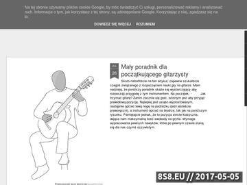 Zrzut strony Zasady muzyki - Powściągliwy blog muzyczny