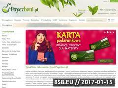 Miniaturka domeny poyerbani.pl