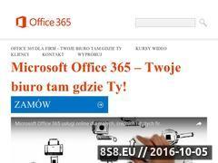 Miniaturka domeny poznajoffice365.pl