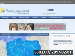 Miniaturka domeny poznajpogode.pl