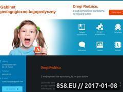 Miniaturka domeny poznan-logopeda.com.pl