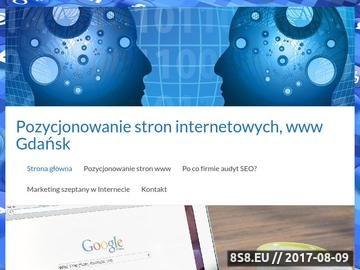 Zrzut strony Audyt strony Gdańsk