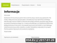 Miniaturka domeny pozycjonowanie-seo.pl