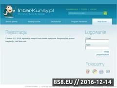 Miniaturka domeny pozycjonowanie-stron-poradnik.interkursy.pl