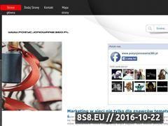 Miniaturka domeny www.pozycjonowanie360.pl