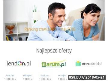 Zrzut strony Chwilówki 1000 zł