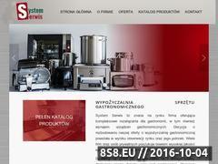 Miniaturka domeny www.pozyczgastro.pl