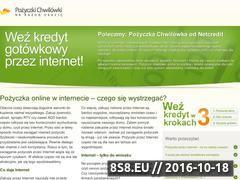 Miniaturka domeny pozyczkichwilowki24.pl