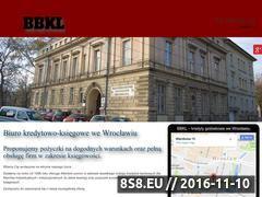 Miniaturka domeny www.pozyczkiksiegowoscwroclaw.pl