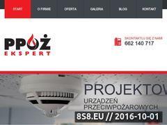 Miniaturka domeny ppozekspert.pl