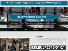 Miniaturka domeny ppubano.pl