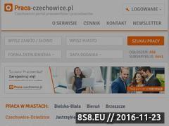 Miniaturka domeny www.praca-czechowice.pl