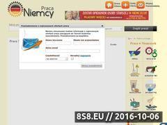 Miniaturka domeny www.praca-niemcy-oferty.pl