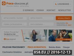 Miniaturka domeny www.praca-skoczow.pl