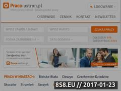 Miniaturka domeny www.praca-ustron.pl