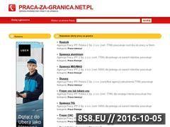 Miniaturka domeny www.praca-za-granica.net.pl