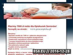Miniaturka domeny praca1.cba.pl