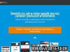 Miniaturka domeny pracaprzezinternet24.pl