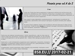 Miniaturka domeny prace-a-z.pl