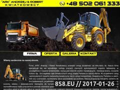 Miniaturka domeny prace-koparka.pl