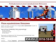 Miniaturka domeny prace-wysokosciowe.warszawa.pl