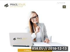 Miniaturka domeny prace.edu.pl