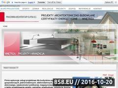 Miniaturka domeny www.pracownia-projekty.pl