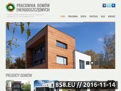 Miniaturka domeny www.pracownia.info