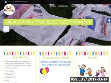 Zrzut strony Organizacja urodzin dla dzieci Wrocław