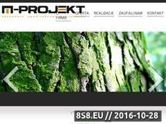 Miniaturka domeny www.pracowniamprojekt.pl