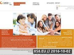 Miniaturka domeny www.pracujzagranica.eu