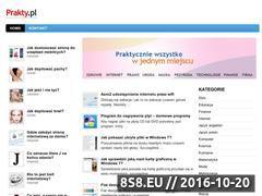 Miniaturka domeny prakty.pl