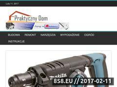 Miniaturka domeny praktycznydom.com.pl