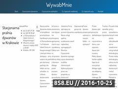 Miniaturka domeny pralniadywanow.com