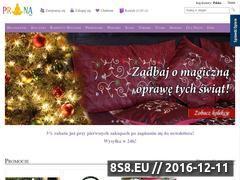 Miniaturka domeny pranashop.pl