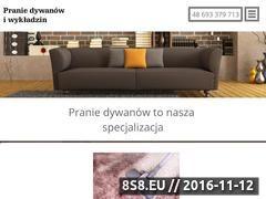 Miniaturka domeny praniedywanow-warszawa.pl