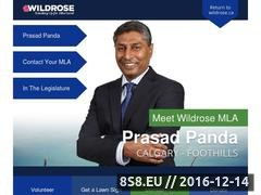 Wildrose - 40 reasons to vote wildrose Website