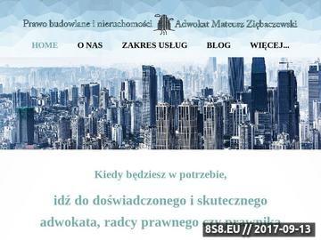 Zrzut strony Prawo-budowlane.com.pl