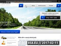 Miniaturka domeny prawojazdy-fragam.pl