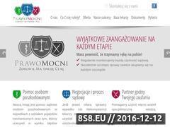 Miniaturka domeny www.prawomocni.pl