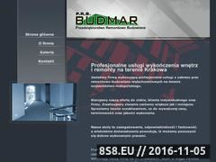 Miniaturka domeny www.prb-budmar.pl