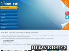 Miniaturka domeny prbrembud.pl